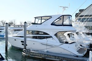 Used Meridian 441 Sedan Cruiser Boat For Sale