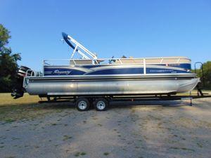 Used Sun Tracker Regency 254 XP3 Pontoon Boat For Sale