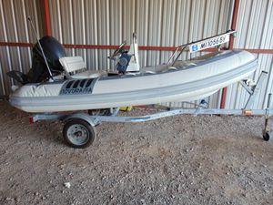 Used Novurania 360 Tender Boat For Sale
