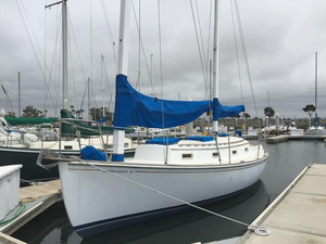 Used Herreshoff Cat Ketch 31 Racer and Cruiser Sailboat For Sale