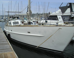 Used Kanter Custom Atlantic 46 Cruiser Sailboat For Sale