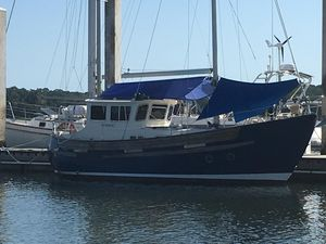 Used Fisher 30 Pilothouse Sailboat For Sale