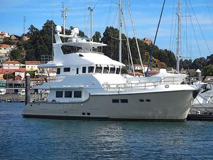 Used Nordhavn 68 Motor Yacht For Sale