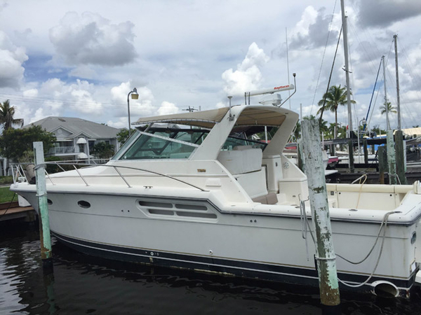 Used Tiara 41 Open Sports Fishing Boat For Sale