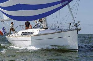 Used Wauquiez Centurion 45S Cruiser Sailboat For Sale