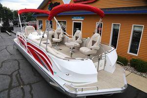 Used Jc SportToon 26TT RFLSportToon 26TT RFL Pontoon Boat For Sale