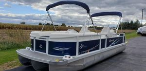 Used Jc Spirit 245TT SportSpirit 245TT Sport Pontoon Boat For Sale
