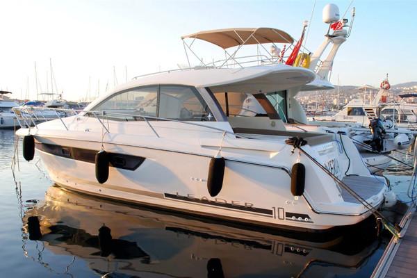 Used Jeanneau Leader 10 Motor Yacht For Sale