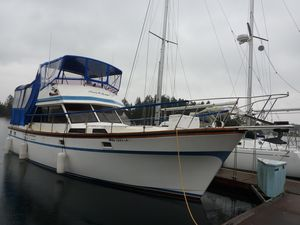 Used President 41 Aft Cabin Aft Cabin Boat For Sale