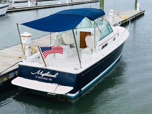 Used Back Cove 26 Cruiser Boat For Sale
