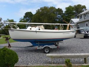Used Com-Pac 16 Daysailer Sailboat For Sale