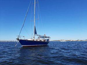 Used Cheoy Lee 35 Sloop Cruiser Sailboat For Sale