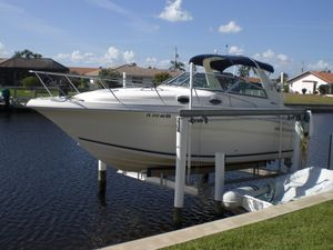 Used Monterey 282 Express Sport Express Cruiser Boat For Sale