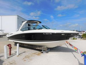 Used Sea Ray 270 SLX High Performance Boat For Sale