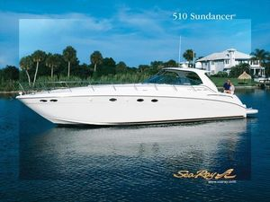 Used Sea Ray 510 Sundancer Motor Yacht For Sale