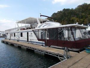 Used Sumerset 16 X 88 Houseboat House Boat For Sale