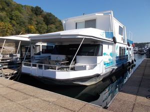 Used Stardust Cruisers 18 X 65 Houseboat House Boat For Sale