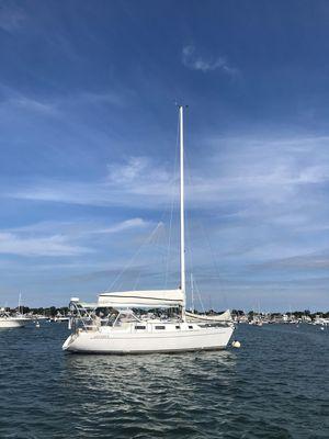 Used Freedom Pedrick 35 Cruiser Sailboat For Sale