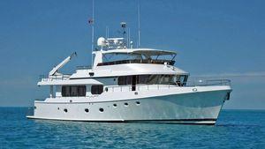 Used Mcqueen Long Range Motor Yacht For Sale