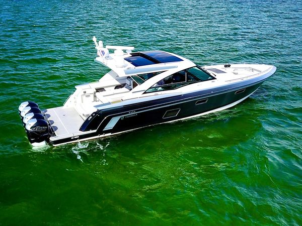 Used Formula 430 All Sport Crossover Center Console Fishing Boat For Sale