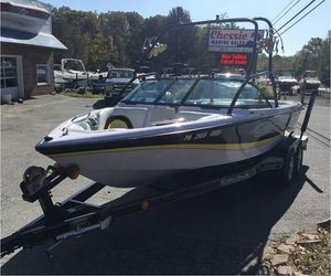 Used Nautique 216216 Bowrider Boat For Sale