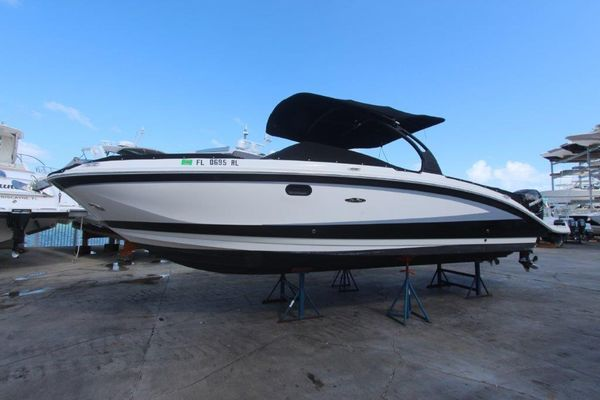 Used Sea Ray SDX 290 Express Cruiser Boat For Sale