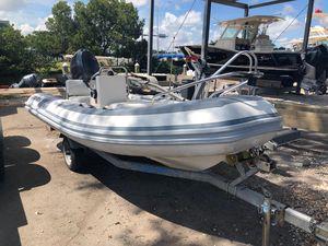 Used Novurania 400dl Tender Boat For Sale
