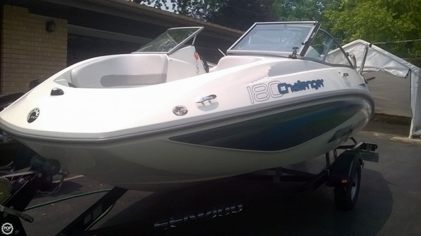 Used Sea-Doo Challenger 180 Bowrider Boat For Sale