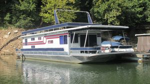 Used Jamestowner 16 X 64 With Catwalks House Boat For Sale
