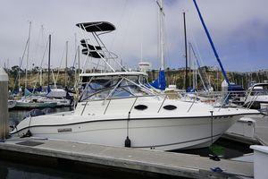 Used Seaswirl Striper 2901 Saltwater Fishing Boat For Sale