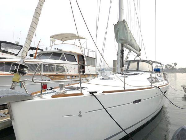 Used Beneteau Oceanis 50 Cruiser Sailboat For Sale