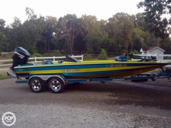 Used Bullet 21 XD Bass Boat For Sale