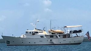 Used Classic Fairmiles Trawler Boat For Sale