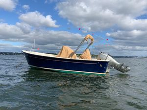 Used Vanquish 19 Center Console Fishing Boat For Sale