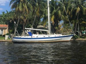 Used Valiant 47 Offshore Cutter Cruiser Sailboat For Sale