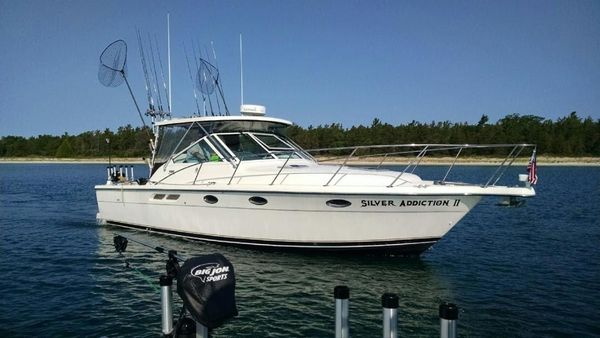 Used Tiara 3100 Open Commercial Boat For Sale