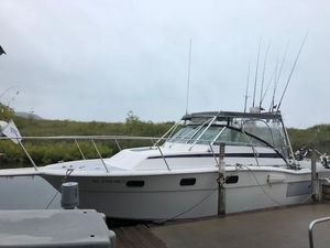 Used Aquasport 290 Express Fisherman Cuddy Cabin Boat For Sale