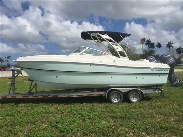 New Carolina Cat Sport Deck Boat For Sale
