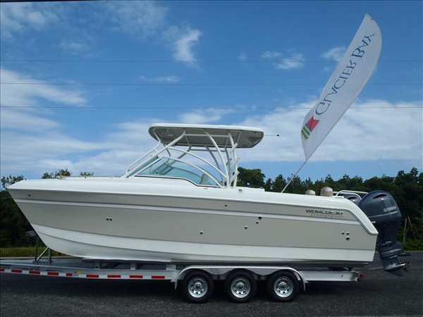 New Glacier Bay RENEGADE Center Console Fishing Boat For Sale