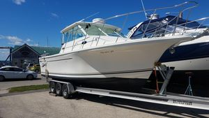 Used Baha Cruisers 299 Fisherman Freshwater Fishing Boat For Sale