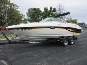 Used Chaparral 230 SSI Bowrider Boat For Sale