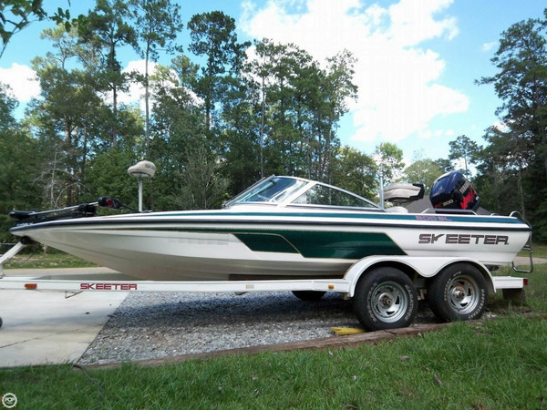 Used Skeeter 200 SL Bass Boat For Sale