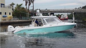 Used Everglades 360 LXC Sports Fishing Boat For Sale