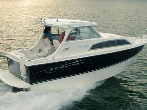 Used Bertram Sedan Bridge Flybridge Boat For Sale