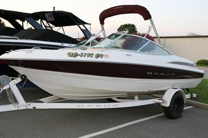 Used Maxum 1900 SR Bowrider Boat For Sale