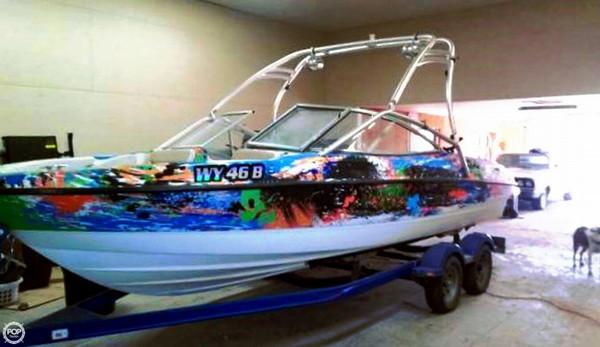 Used Bayliner 215 BR Bowrider Boat For Sale