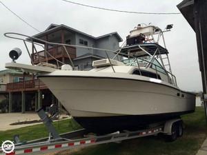 Used Wellcraft 2800 Coastal Walkaround Fishing Boat For Sale