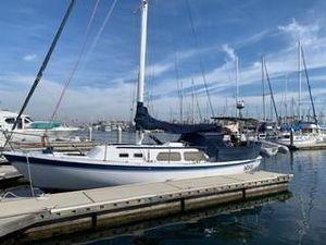 Used Cal 34 MK III Cruiser Sailboat For Sale