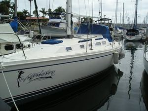 Used Schock 34 PC Racer and Cruiser Sailboat For Sale