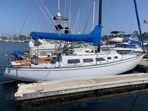 Used Ranger Yachts Ranger 33 Cruiser Sailboat For Sale